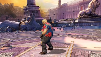 Tekken Mobile –- Bob Reveal Trailer