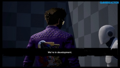 Travis Strikes Again: No More Heroes - NMH3 Hidden hint