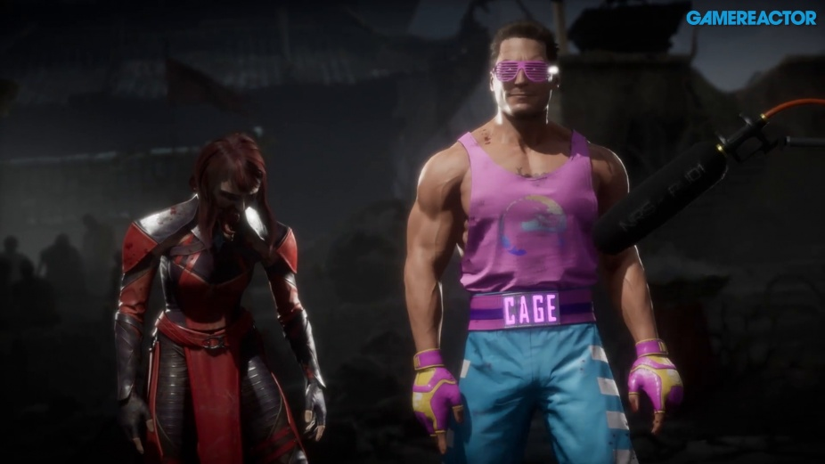 MK designer Derek Kirtzic on what's new in Mortal Kombat 11