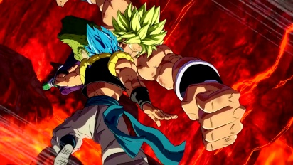 Dragon Ball FighterZ - Broly (DBS) Release Date