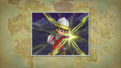 Dragon Quest IX: Sentinels of the Starry Skies - E3 Trailer