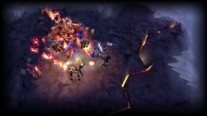 Darkspore - Gameplay Trailer