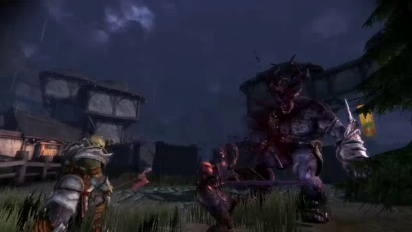 Dragon Age: Origins - Ultimate Edition Trailer