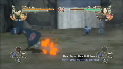 Naruto Shippuden: Ultimate Ninja Storm 2 - Behinde The Game part 2: Ninja Art