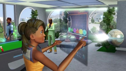 The Sims 3: Into the Future - Launch Trailer