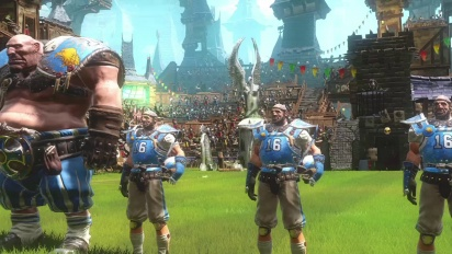 Blood Bowl 2 - First Match Gameplay Trailer