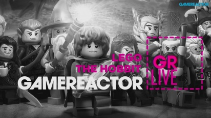 Lego: The Hobbit - Livestream Replay