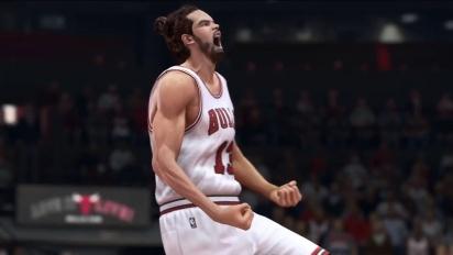 NBA Live 15 - Visuals Trailer