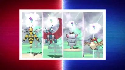 Pokémon Omega Ruby & Alpha Sapphire - Overview Trailer