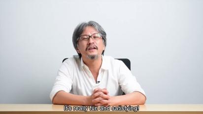 The Legend of Zelda: Tri Force Heroes - Eiji Aonuma Let's Play