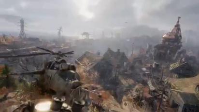 Metro Exodus - E3 2017 Announcement Trailer