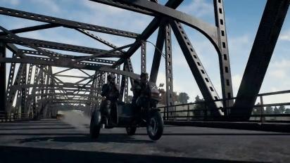 PlayerUnknown's Battlegrounds on Xbox One - 4K Trailer