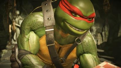 Injustice 2 - Teenage Mutant Ninja Turtles Trailer