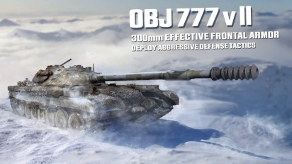 World of Tanks: Winter Warriors Trailer