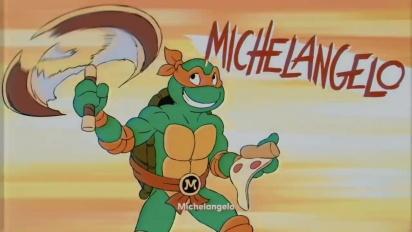 Brawlhalla - Teenage Mutant Ninja Turtles Crossover Reveal
