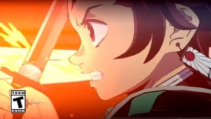Demon Slayer: Kimetsu no Yaiba - The Hinokami Chronicles - Launch Trailer