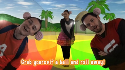 Super Monkey Ball: Banana Splitz - The Musical #1 of 3 Trailer