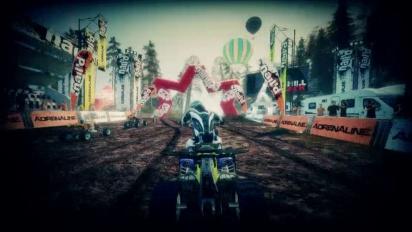 Nail'd - Environment Trailer