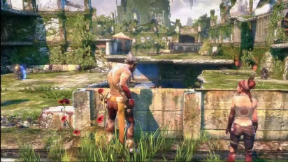 Enslaved: Odyssey to the West - Behind the Game Part 5