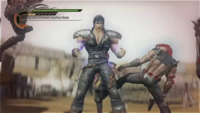 Fist of the North Star: Ken's Rage - Rage Trailer