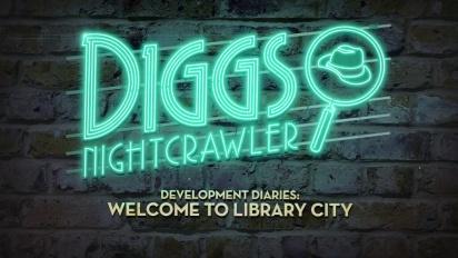 Wonderbook: Diggs Nightcrawler - Dev Diary #3