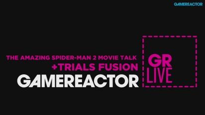 The Amazing Spider-Man 2 Movie Talk + Trials Fusion - Livestream Replay
