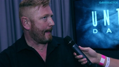 Until Dawn - Pete Samuels Interview