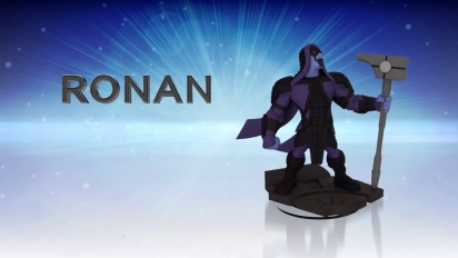 Disney Infinity 2.0: Marvel Super Heroes -  Ronan Trailer