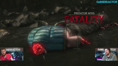 Mortal Kombat X: Predator DLC - Livestream Replay