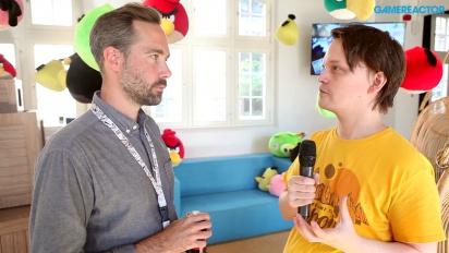 Angry Bird 2 - Oskar Burman Interview