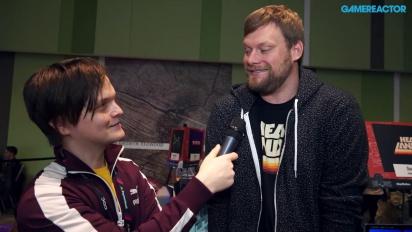 Headlander - Greg Rice Interview