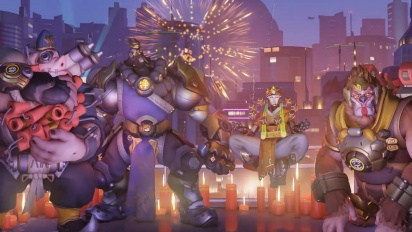 Overwatch - Year of the Rooster Launch Trailer