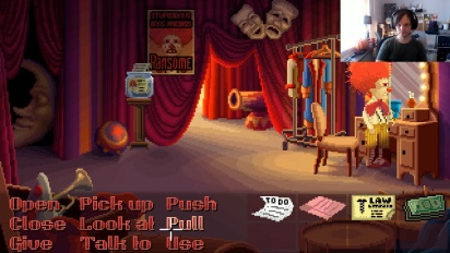 Thimbleweed Park - Livestream Replay
