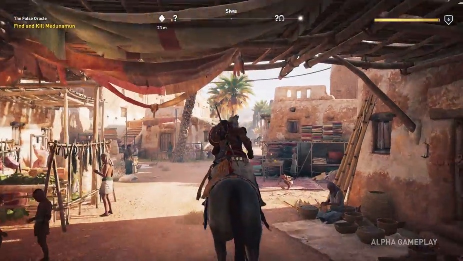 Assassin S Creed Origins Gameplay Walkthrough