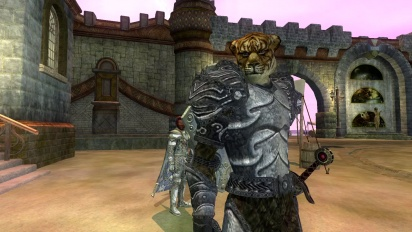 Everquest II: Destiny of Velious - Qeynos Rises Launch Trailer