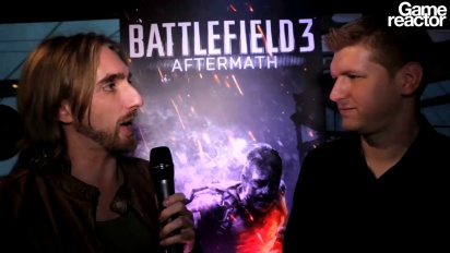 Battlefield 3: Aftermath - Interview