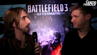 Battlefield 3: Aftermath - Interview