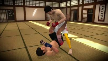 EA Sports MMA - Features Trailer
