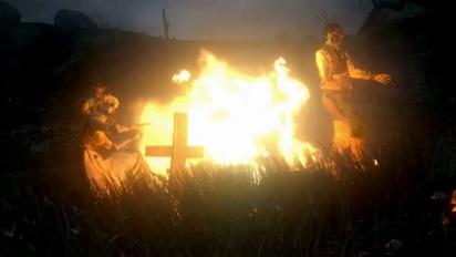 Red Dead Redemption - Undead Nightmare - Graveyards