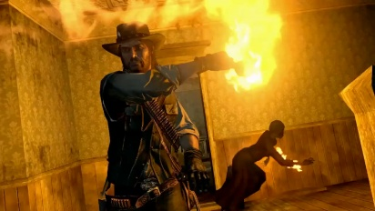 Red Dead Redemption: Undead Nightmare - Weapons Trailer