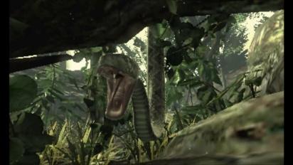 Metal Gear Solid Snake Eater 3D - Trailer