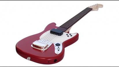 Rock Band 3 - Pro Guitar Trailer