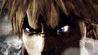 Ultra Street Fighter IV - Opening Trailer