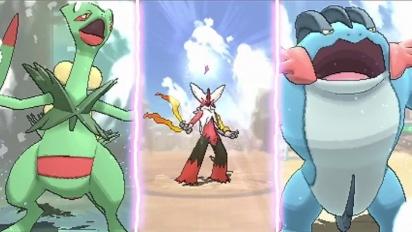 Pokémon Omega Ruby & Alpha Sapphire Overview Trailer
