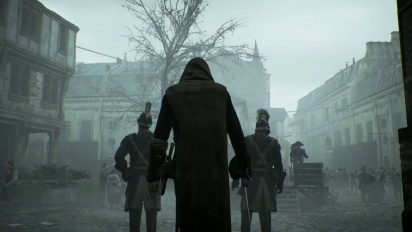 Assassin S Creed Unity Dead Kings Dlc Gameplay Launch Trailer