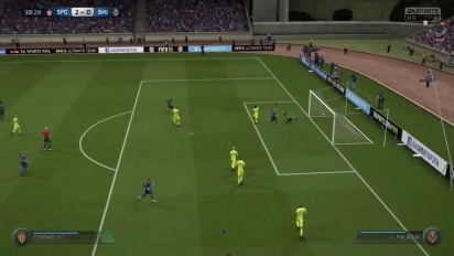 FIFA 15 - Best Goals of the Week Round 10
