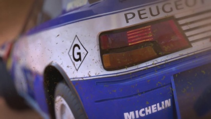 Sébastien Loeb Rally Evo - Peugeot 405 T16 PP Pikes Peak trailer