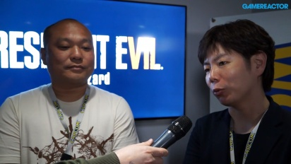 Resident Evil 7: Biohazard - Koushi Nakanishi & Masachika Kawata Interview