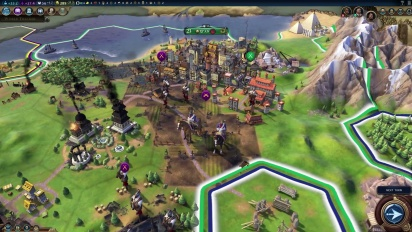 Civilization VI - E3 2016 Walkthrough Video