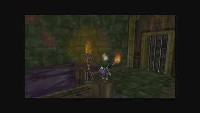Zelda: Majora's Mask - Wii U Virtual Console Trailer